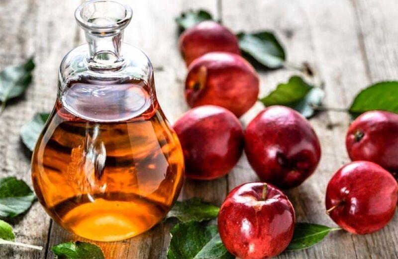 Giấm táo trị hôi miệng hiệu quả