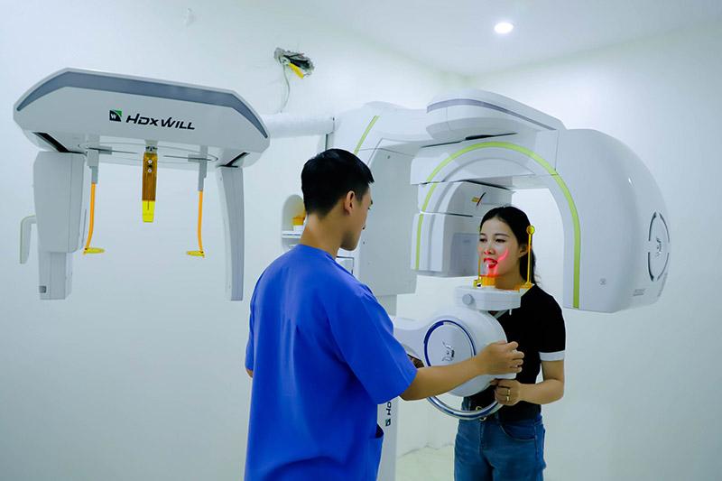 Chụp X-Quang răng cho hình ảnh chi tiết toàn bộ hàm răng