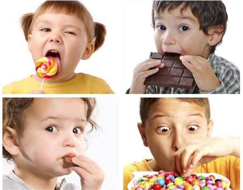 Do ăn nhiều thực phẩm chứa nhiều đường