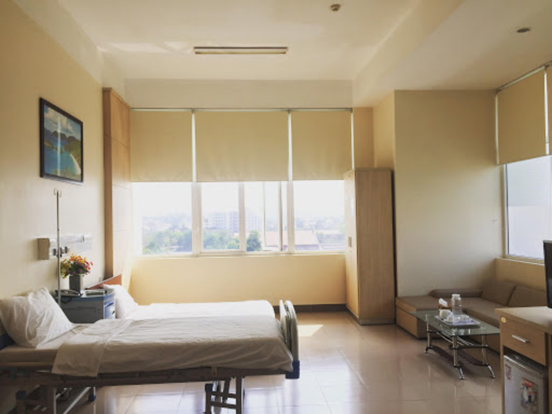 Trang thiết bị ở bệnh viện quốc tế TW Huế đạt tiêu chuẩn 5 sao