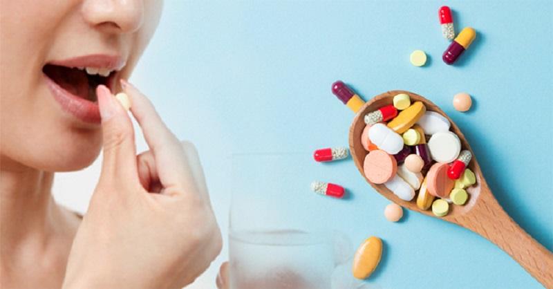 Sử dụng thuốc điều trị áp xe răng
