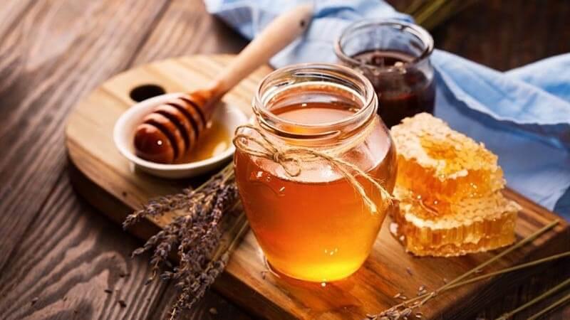 Mật ong là một trong những nguyên liệu có tác dụng tốt trong việc kháng khuẩn