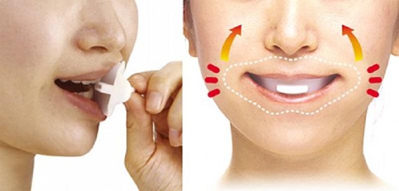 Sử dụng hàm bảo vệ cho trường hợp nghiến răng