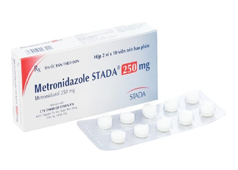 Metronidazol Stada là thuốc kháng sinh thường được chỉ định trong điều trị viêm lợi