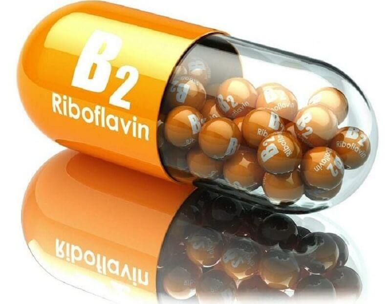 Thuốc đặc trị viêm lưỡi bản đồ từ viên uống bổ sung vitamin B