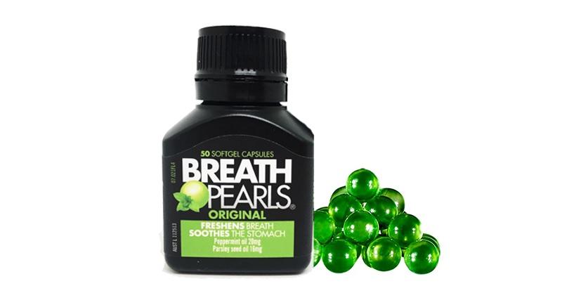Breath Pearls được người tiêu dùng đánh giá tốt về hiệu quả