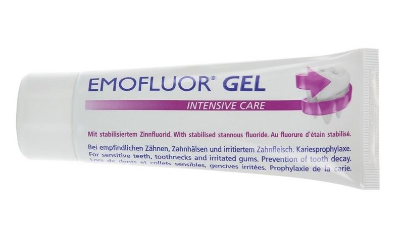 Thuốc Emofluor Gel trị viêm nha chu