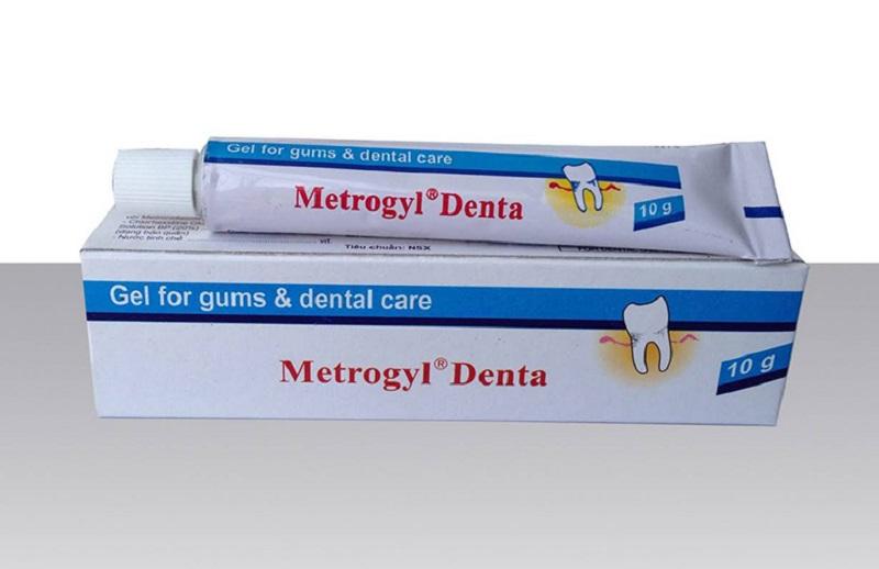 Metrogyl Denta là thuốc trị viêm dạng bôi được đánh giá cao về độ an toàn