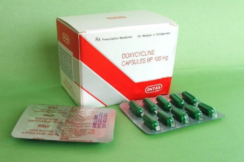 Doxycycline được sản xuất tại Ấn Độ