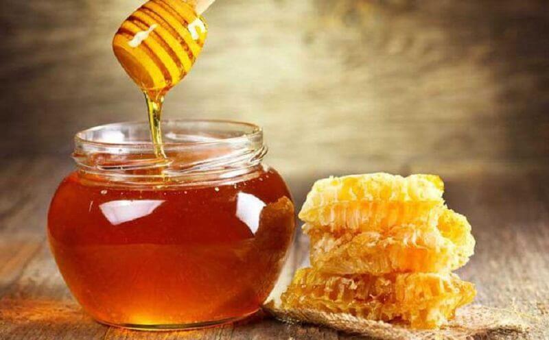 Mật ong là nguyên liệu có chứa các thành phần dinh dưỡng