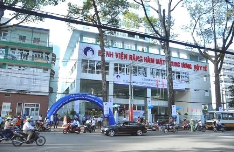 Bệnh viện răng hàm mặt trung ương Hà Nội có đội ngũ bác sĩ có kinh nghiệm