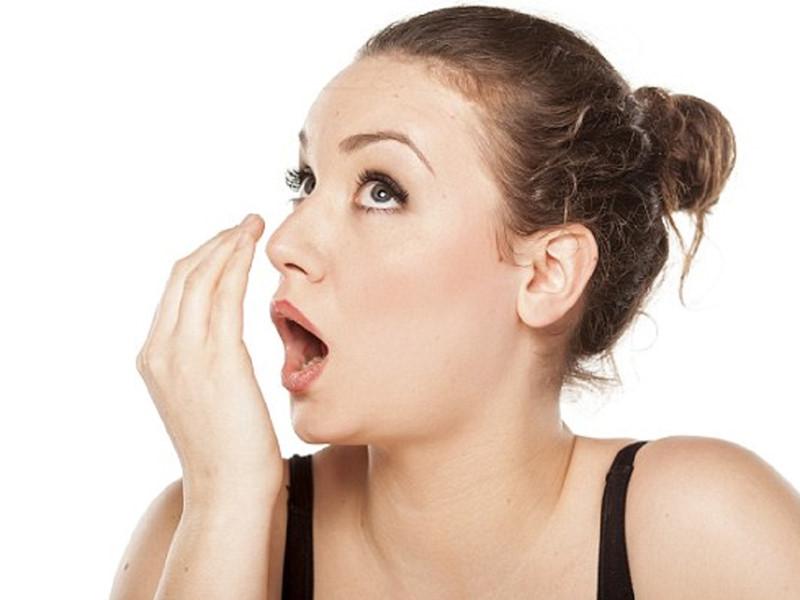 Mùi hôi miệng phát nguồn từ ký sinh trùng được hiểu là hôi miệng do dạ dày