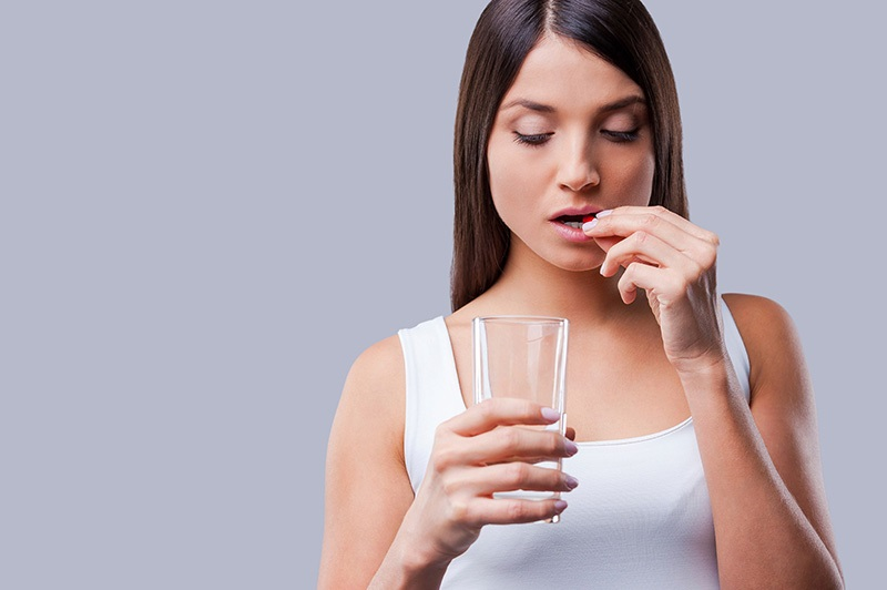 Mỗi ngày sẽ uống từ 1-3 viên tùy thuộc vào mức độ hôi miệng nặng hay nhẹ