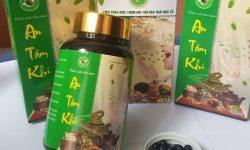 An Tâm Khí được nghiên cứu và phát triển bởi lương y Đinh Đức Duy, sản xuất bởi Công ty TNHH Dược phẩm thiên nhiên cao cấp DEKYN