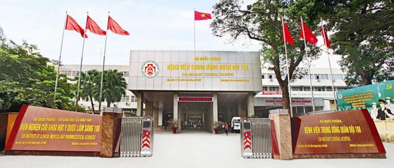 Khoa răng Bệnh viện Trung ương Quân đội được trang bị cơ sở vật chất hiện đại và công nghệ tân tiến nhất