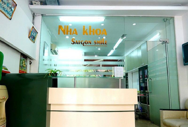 Phòng khoa Sài Gòn Smile
