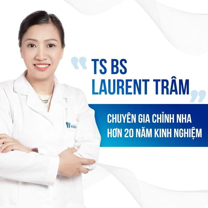 Nha khoa Paris với đội ngũ bác sĩ là những chuyên gia nhiều năm kinh nghiệm