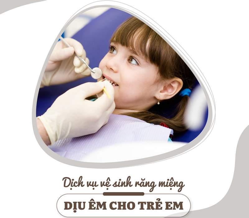 Minh Khai có cả dịch vụ chăm sóc sức khỏe răng miệng cho người lớn lẫn trẻ em