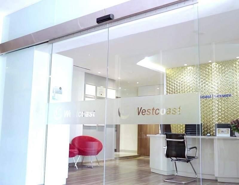 Westcoast với cơ sở vật chất khang trang, sạch sẽ