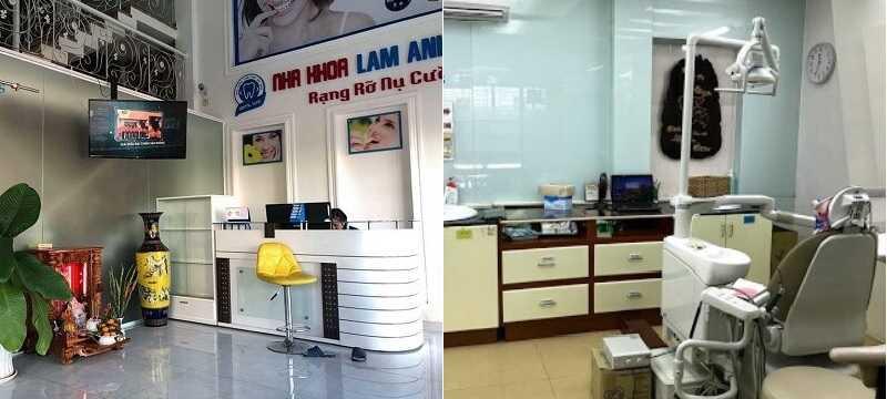 Phòng khám nha Lam Anh mang lại cho quý khách hàng những trải nghiệm tốt nhất