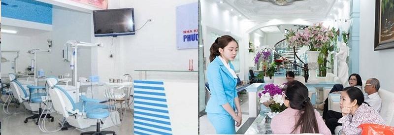 Hệ thống trang thiết bị tân tiến và đội ngũ nhân viên tận tâm, thân thiện tại phòng khám nha Phương Đông