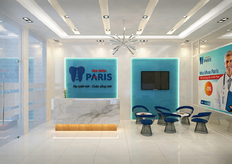 Nha khoa Paris là chuỗi nha khoa tiêu chuẩn Pháp uy tín hàng đầu tại Việt Nam
