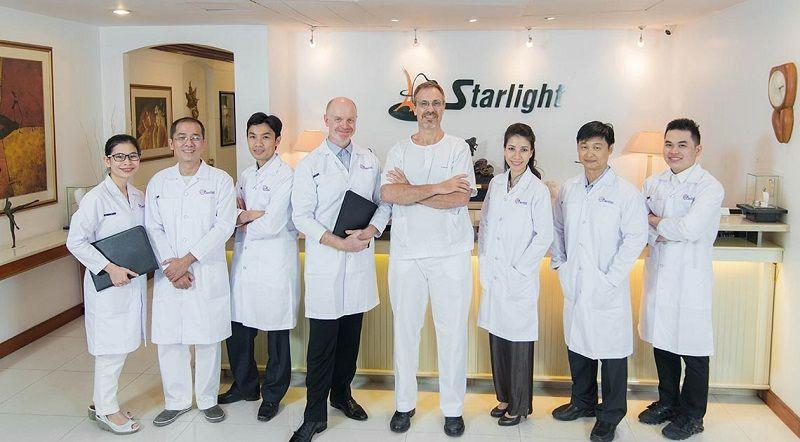 Starlight Dental Clinic là phòng khám nha khoa uy tín ở Quận 2 TPHCM