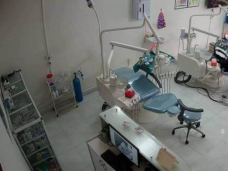 Cơ sở vật chất của nha khoa An Khang