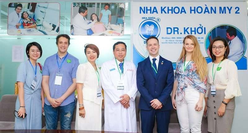 Nha khoa Dr Khởi cung cấp nhiều dịch vụ nha khoa uy tín