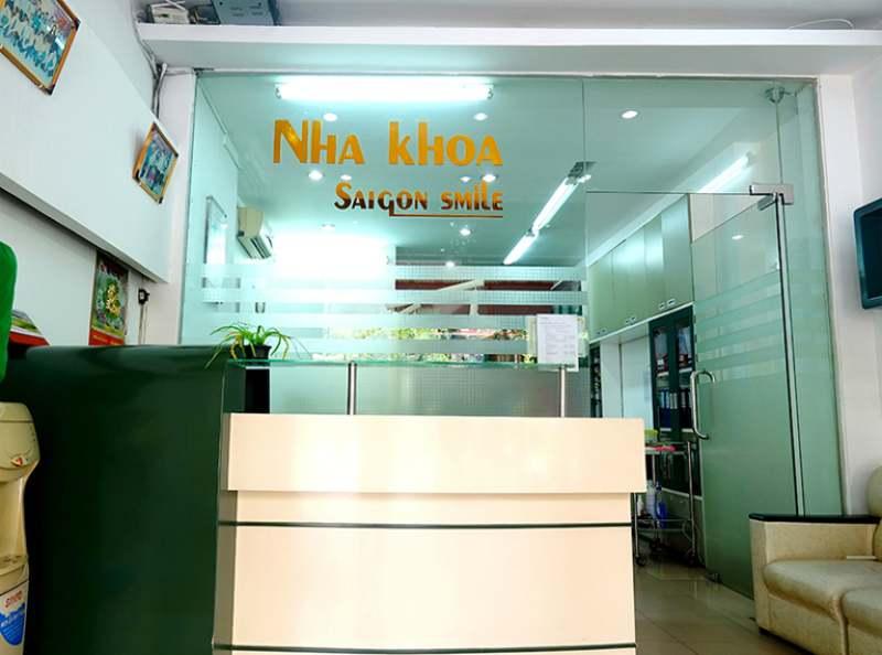 Tại nha khoa Sài Gòn Smile khách hàng được trải nghiệm dịch vụ chất lượng uy tín