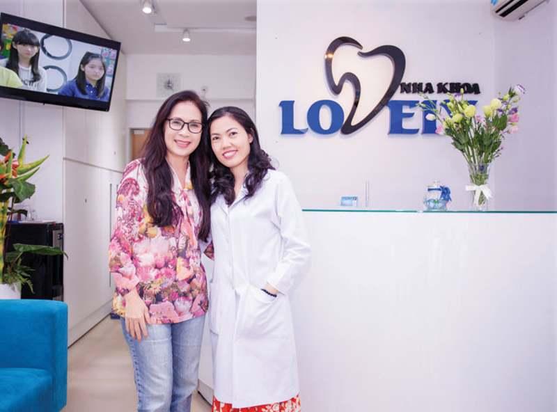 Nha khoa Dễ Thương cố đội ngũ y bác sĩ giàu kinh nghiệm, tận tâm với khách hàng