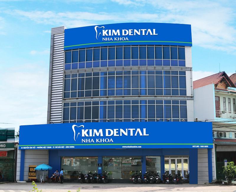 Nha khoa Kim là đơn vị duy nhất tại Việt Nam đạt tiêu chuẩn quốc tế