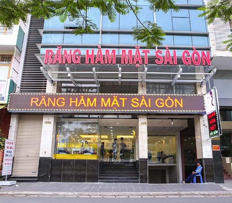 Nha khoa Răng Hàm Mặt Sài Gòn có đội ngũ nhân viên tận tâm