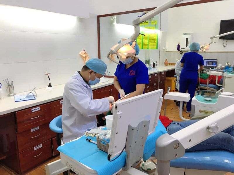 Nha khoa Nụ Cười Cali nơi cung cấp những dịch vụ chăm sóc răng chất lượng nhất