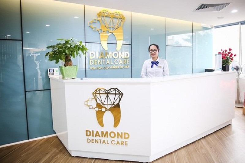 Diamond là địa chỉ nha khoa Quận 7 nổi tiếng nhờ khả năng cập nhật và áp dụng các kỹ thuật mới