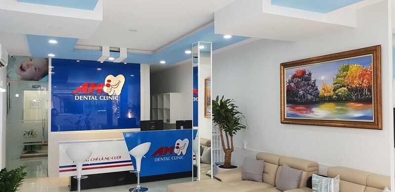 Nha khoa Ami là địa chỉ chuyên Implant, phục hình răng sứ thẩm mỹ và chỉnh nha hàng đầu khu vực