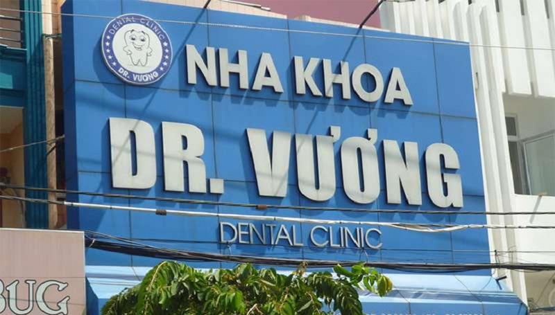 Nha khoa Dr.Dương với chi phí hợp lý
