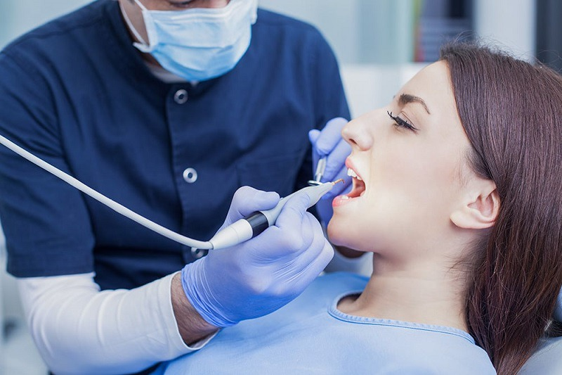 Dịch vụ chăm sóc răng miệng cơ bản tại nha khoa