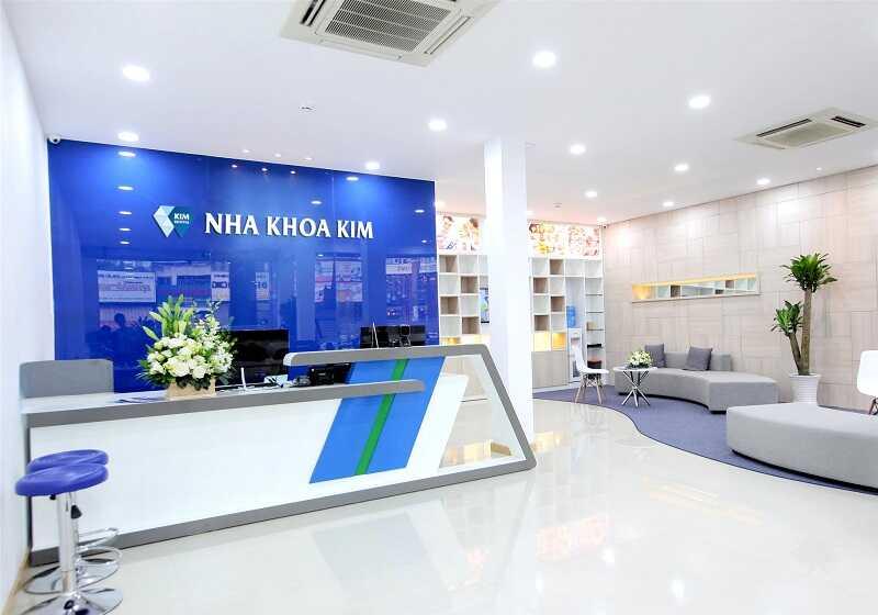 Nha khoa Kim nổi tiếng với hệ thống cơ sở vật chất, trang thiết bị y tế hiện đại