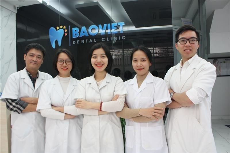 Đến với phòng khám nha Bảo Việt để sở hữu nụ cười rạng rỡ tỏa sáng