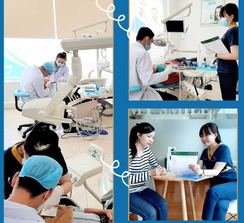 Việt Mỹ Smile là điểm chăm sóc răng miệng cho cả người dân và diễn viên, nghệ sĩ nổi tiếng