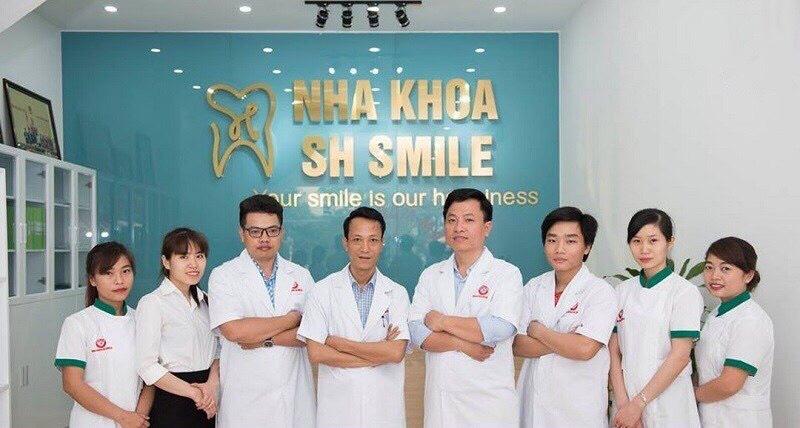 Nha khoa Quận Hà Đông - SH Smile