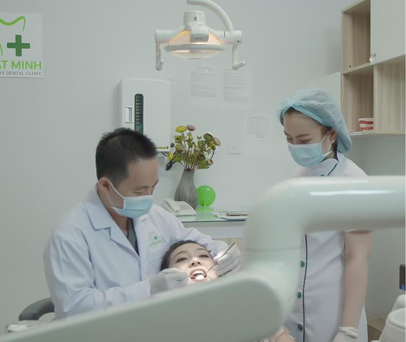 Là một trong những nha khoa Quận Tân Bình chất lượng, có nhiều năm kinh nghiệm