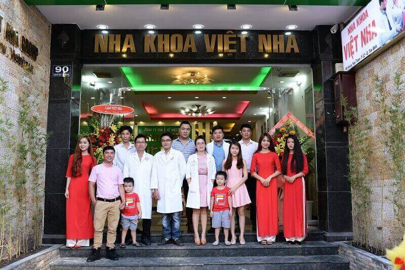 Nha khoa Việt Nha sở hữu riêng cho mình 1 Labo chất lượng, giúp khách hàng có sản phẩm chất lượng với giá thành rẻ nhất