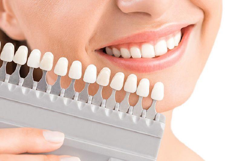 Những chiếc răng sau khi được trồng sẽ như răng thật với độ thẩm mỹ cao cũng như màu sắc hài hòa với khuôn mặt