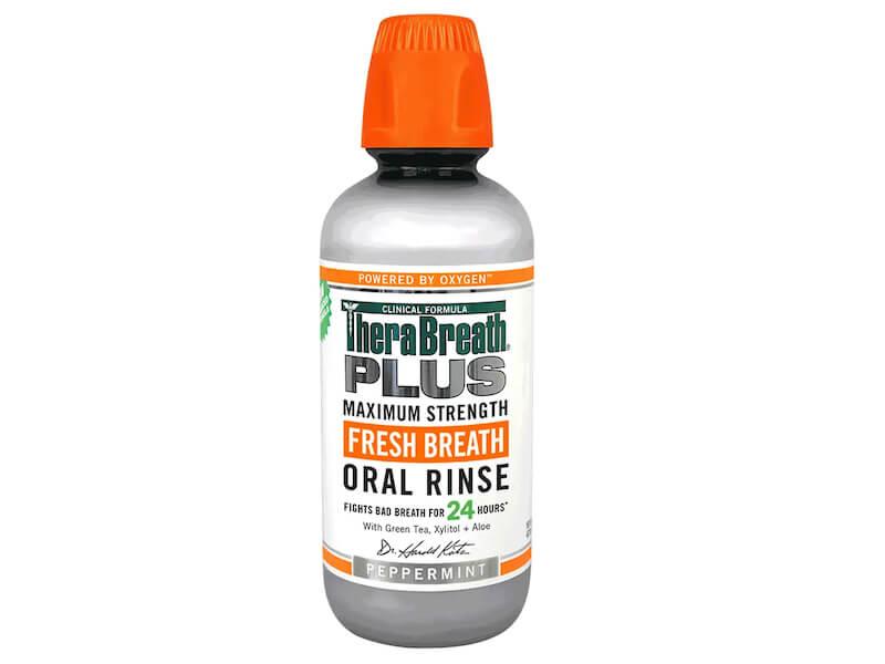 Thuốc trị hôi miệng của Mỹ Therabreath Plus là một sản phẩm được nghiên cứu và phát triển vào năm 1993
