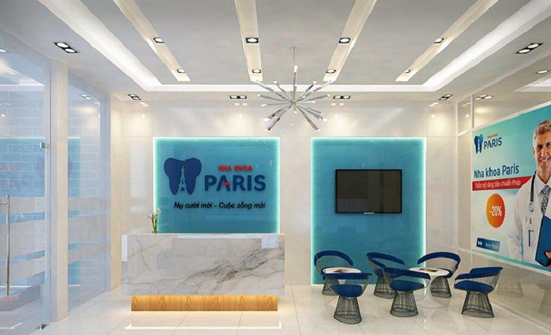 Nha khoa Paris định hướng phát triển theo tiêu chuẩn Pháp với những công nghệ nha khoa tiên tiến nhất
