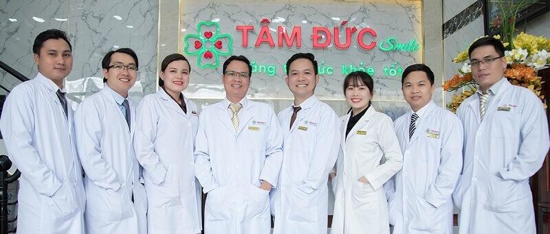 Nha khoa Tâm Đức Smile hoạt động từ năm 2008, đã có 2 chi nhánh tại Huyện Bình Chánh