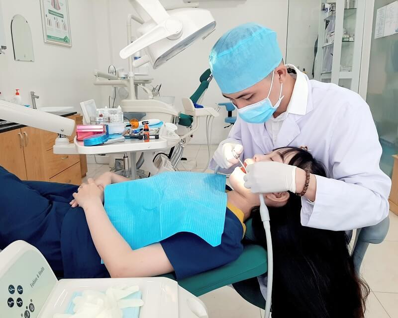 Nha khoa Lê Minh Xuân luôn đảm bảo về yếu tố vệ sinh cơ sở và trang thiết bị