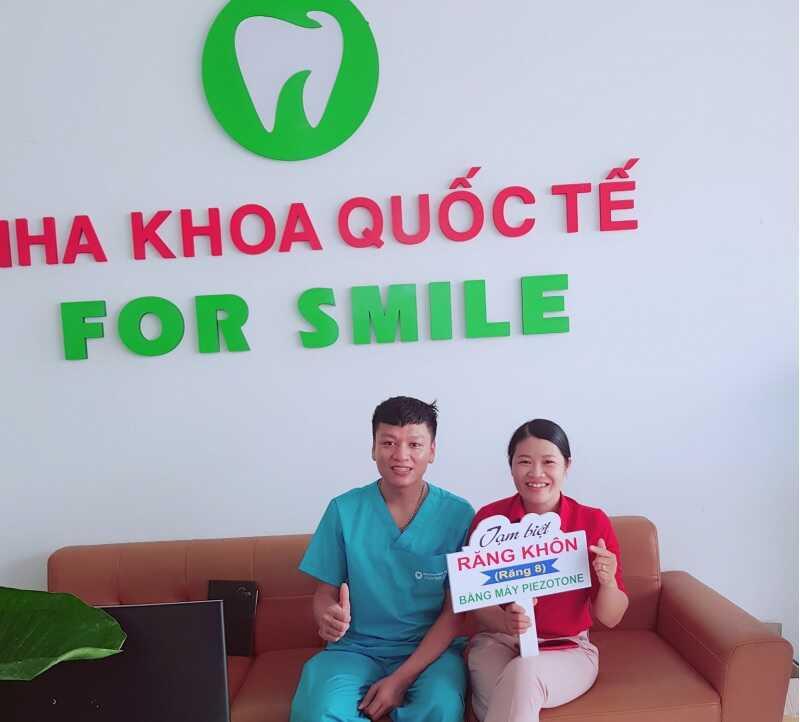 Trung tâm nha khoa Quốc Tế For Smiletại Lục Ngạn
